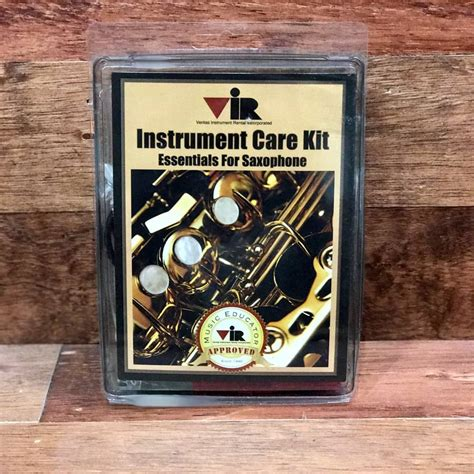Saxophone Care Kit saxophone care kit sims