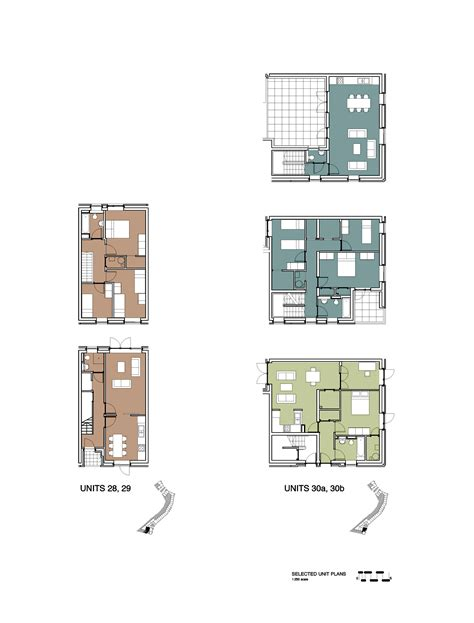 social housing plans gallery of social housing in shangan avenue fkl architects 23