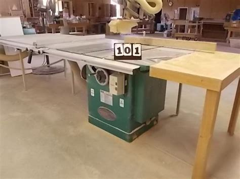 industrial woodworking machines