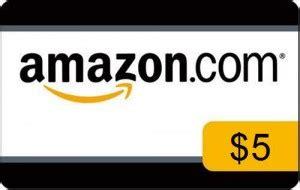 Amazon Gift Card Retailers - amazon gift card 5