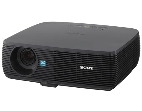 Proyektor Sony Vpl Es4 sony projektoren sony vpl es4 svga lcd beamer
