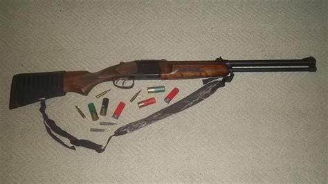 best all around best all around gun baikal izh 94 combination rifle and doovi