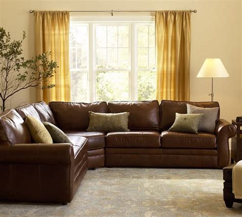 Pottery Barn Pearce Sectional Reviews by Pearce Sofa Reviews Oropendolaperu Org