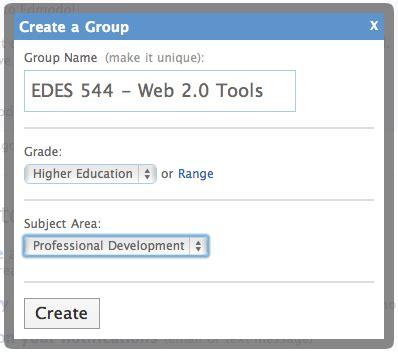 edmodo keeps logging me out adventures in web 2 0