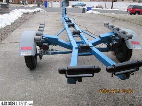 calkins boat trailer armslist for sale trade calkins boat trailer exc