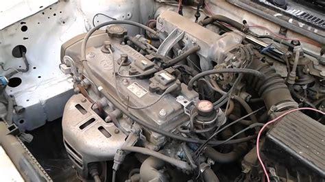 how do cars engines work 1996 toyota tercel interior lighting 1996 toyota tercel beautiful motor youtube