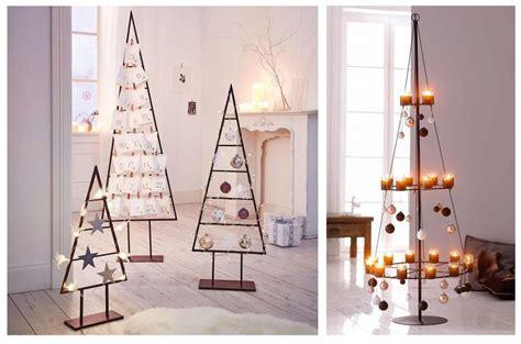 alternativer weihnachtsbaum ideen f 252 r dein wohnzimmer