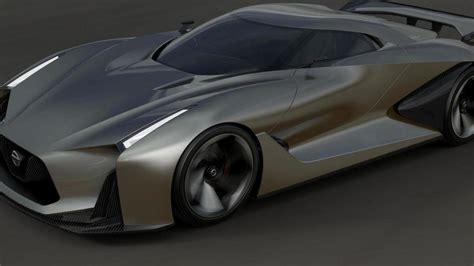 2020 Concept Nissan Gtr by Next Nissan Gt R Could Resemble The Concept 2020 Vision