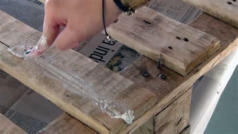 Fabriquer Un Canapã En Bois Comment Fabriquer Un Canap 233 En Palettes De Bois Tr 232 S