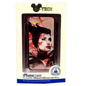 Disney Maleficent Y2509 Iphone 5 5s Se Casing Custom Hardcase your wdw store disney iphone 5 maleficent collection