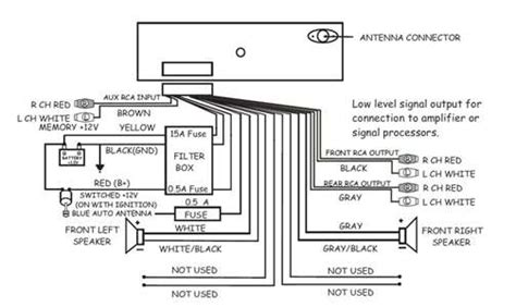 sony xplod cdx gt08 wiring diagram get free image about