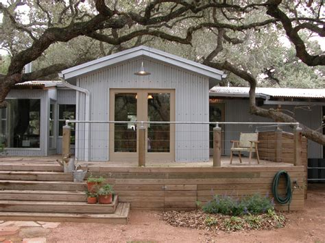 trailer house remodel industrial exterior other by
