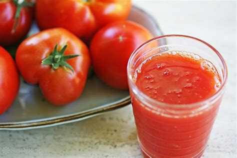 tomato juice recipe simplyrecipes