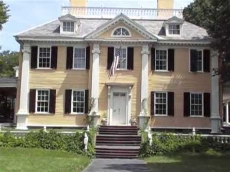 henry wadsworth longfellow house henry wadsworth longfellow house youtube