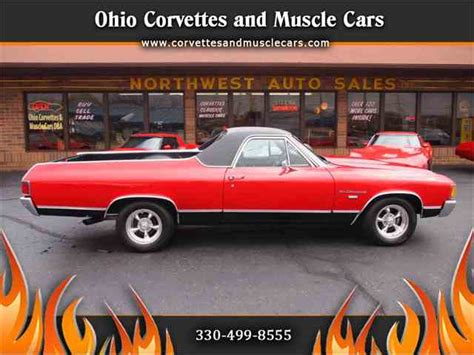 1972 el camino for sale 1972 chevrolet el camino for sale on classiccars 25