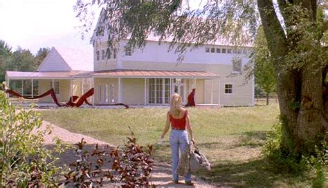 goldie hawn house steve martin s yellow house in quot housesitter quot hooked on houses