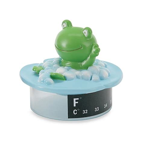 safety first frog bathtub safety 1st 174 bath buddy thermometer buybuy baby