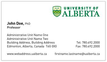How Do You Write Phd On A Business Card