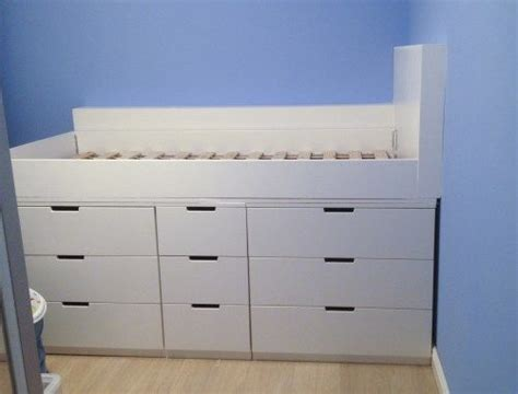 ikea nordli bed hack best 25 ikea nordli ideas on pinterest ikea stuva