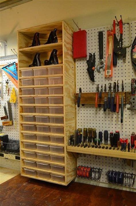 how to organize a garage workshop 25 best ideas about tool organization on