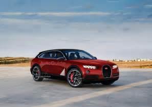 Bugatti Suv Is This Imagined Bugatti Suv Awesome Or Stupid Idea