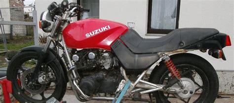 Honda Motorrad Werkstatt Hannover by Suzuki 187 Project Kawasaki Z 200 Vs Suzuki Katana 650