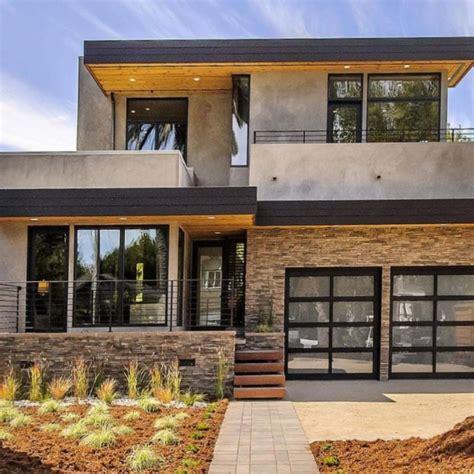 contemporary style home in burlingame california rustik ve l 252 x quot burlingame residence quot villa modeli