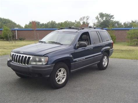 Are Jeep Grand Cherokees Reliable Purchase Used 2002 Jeep Grand Laredo Reliable