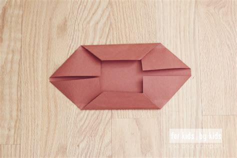 How To Fold A Paper Football - origami football for by project 1 company