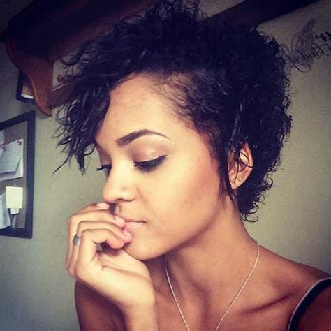 short cuts curly hair mixed really pretty short haircuts for black women the best