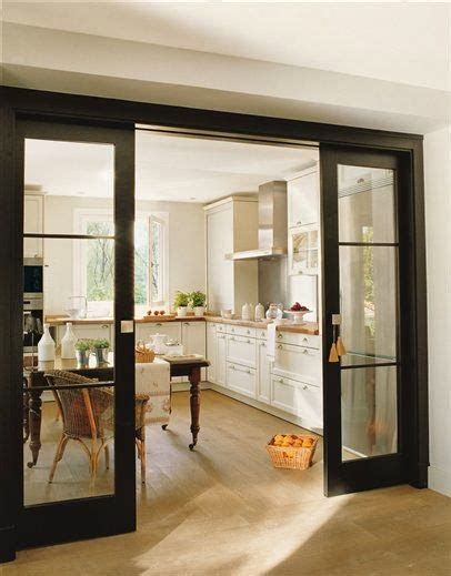 alternative to pocket door kitchen islands are great except when center table pocket doors and alternative