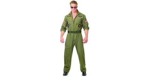 mens official top gun bomber jacket 80s army fancy dress costume top gun costume for images