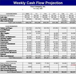 cash flow forecast template beepmunk