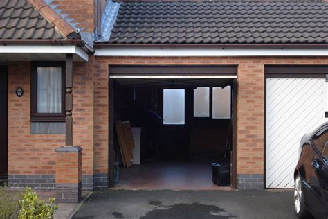 garage conversions before and after before and after the garage conversion