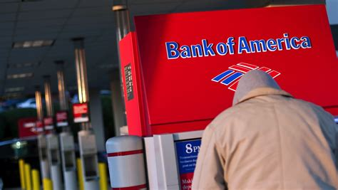 Bank Of America Mba Hr Consultant by A Fifth Of Bank Of America Branches Are And More