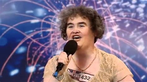 susan boyles first audition i dreamed a dream britain susan boyle first audition youtube