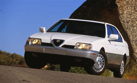 Alfa Romeo 164 Ls by Car And Driver