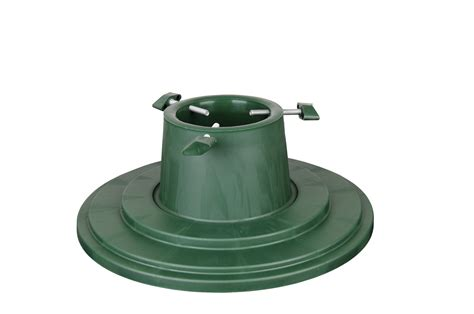 christmas tree stand green stewart