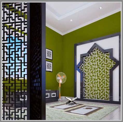 gambar desain mushola di dalam rumah berikut 17 desain mushola mungil dalam rumah gambar