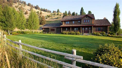 Montana Floor Plans the ranch at rock creek granite county montana