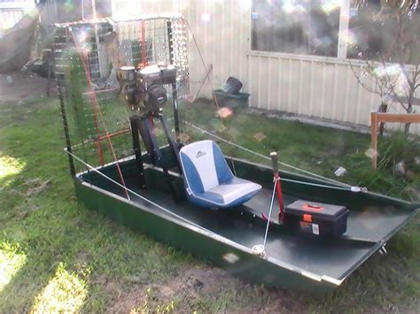 airboat kits pdf mini airboat plans phil bolger and friends