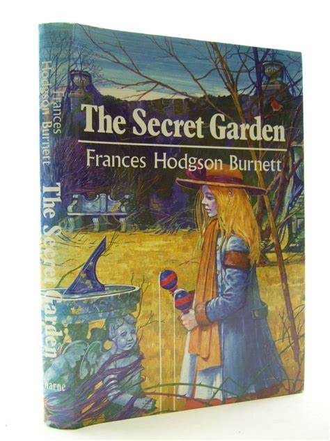 the secret garden illustrated books the secret garden written by burnett frances hodgson