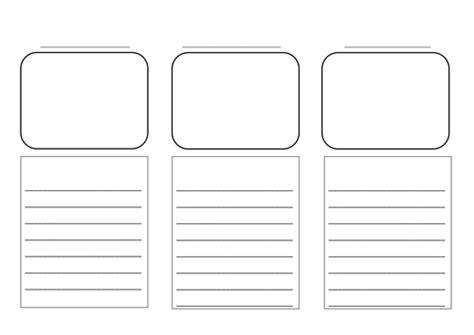 storyboard template 6 boxes storyboard template by geordieems teaching resources tes