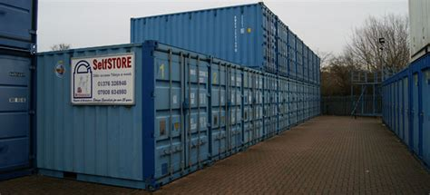 storage in braintree colchester to harlow essex