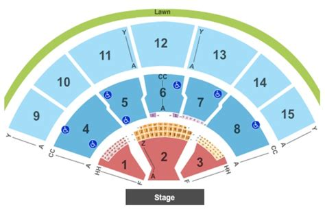 xfinity center seating xfinity center tickets in mansfield massachusetts xfinity
