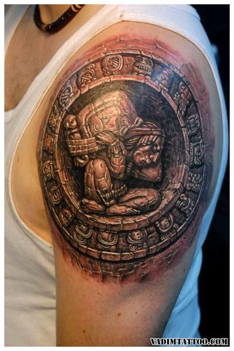 75 amazing aztec tattoos aztec tattoo designs and ideas