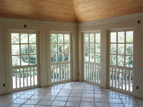 Windows To The Floor Ideas Sunroom Design Ideas