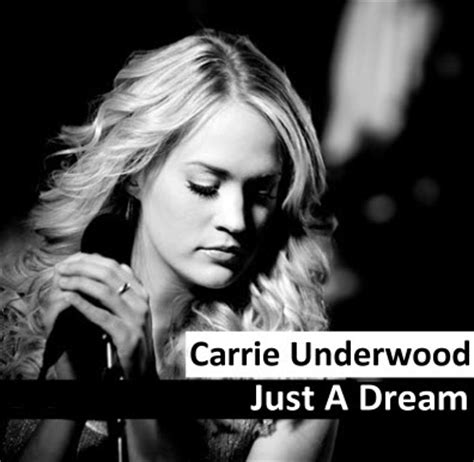 Carrie Underwood Song Just A Dream | carrie underwood just a dream lyrics