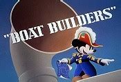 cartoon boat builder boat builders 1938 mickey mouse theatrical cartoon series