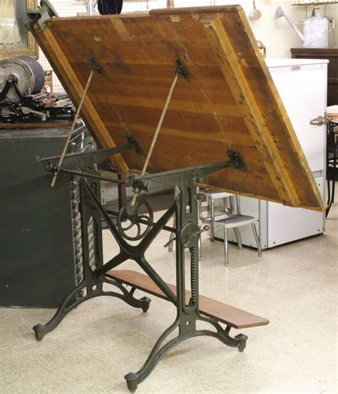 antique wood drafting table 17 best images about drafting tables on wood